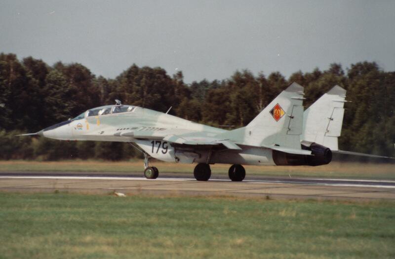MiG-29 (9.13) RF-92135 07 43