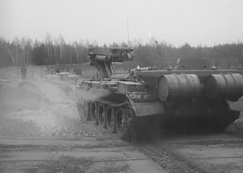 BLG-60 ohne Brücke