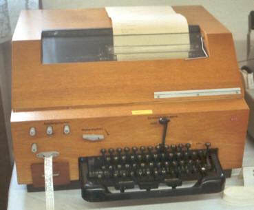 fernschreibmaschinen vom typ t51 f1100