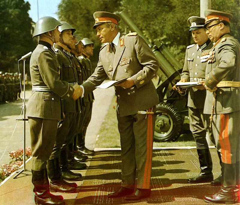 east german military